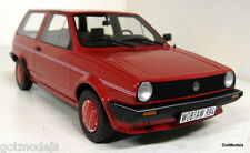 BoS 1/18 Scale 190863 Volkswagen VW Polo Typ 86c Fox red Resin cast Model Car