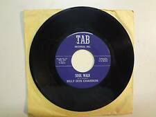 "BILLY DON CHAISSON:Soul Walk-You Deserve More Than Me-U.S. 7"" JAB Records J-1011"