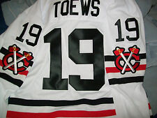 JONATHAN TOEWS CHICAGO BLACKHAWKS 2015 WINTER CLASSIC REEBOK PREMIER JERSEY
