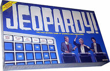 Jeopardy! - Vintage 1986 - Collectible.. . !! New!! Mint in Sealed Box - MISB!!