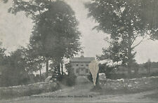 New Bloomfield PA * Entrance to Academy Campus  ca 1908 * Perry Co.