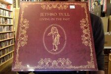 Jethro Tull Living in the Past 2xLP sealed vinyl