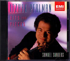 Itzhak PERLMAN Bits and Pieces The Flight of Bumble Bee Salut damour Arensky CD