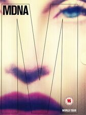 MADONNA MDNA WORLD TOUR 2013 DELUXE EDITION DVD INKL. 2 CD's