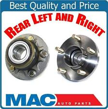 (2) REAR WHEEL BEARING AND HUB ASSEMBLY Fits 10-13 FORD TRANSIT CONNECT