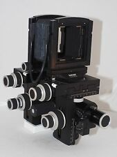 Sinar digital p3 DF professional camera. Digital Sinaron lenses in CAB shutter