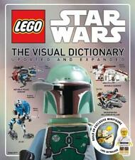 LEGO Star Wars Visual Dictionary - Dk - New Book