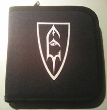 Emperor-Shield CD Wallet Holds your CDs nicley, protected by the Shield!!!