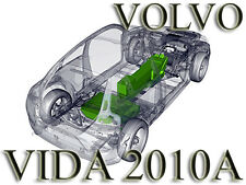 Volvo VIDA 2010A Parts, Workshop & Service Manuals 2010