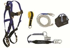 FALLTECH 9103JK ROOF KIT - Fall Protection Complete Basic Roofers Kit
