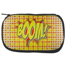 Comic Book Con Boom Makeup Bag