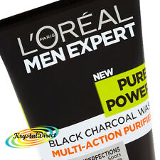 Loreal L'Oréal Men Expert Pure Power Black Charcoal Wash 150ml