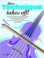 Faber Edition: More Technique Takes off! for Violin (2006, Paperback)