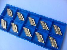 10 x Wendeplatten KNUX 160405 R11 P25-TIN für Stahl  NEU!! Mit Rechnung!!