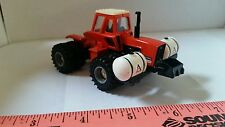 1/64 ERTL custom agco allis chalmers 7580 4wd tractor & saddle tanks farm toy