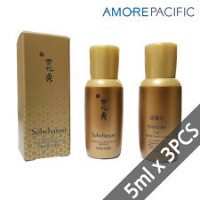 Sulwhasoo Herblinic Ex Restorative Ampoules 5ml x 3pcs(15ml)Sample 2016 Renewal