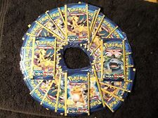 30 Fresh Packs of Pokemon XY Evolutions Trading Card Game (4 cards each pack.)