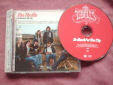 THE THRILLS-SO MUCH FOR THE CITY CD  JAPANESE ISSUE