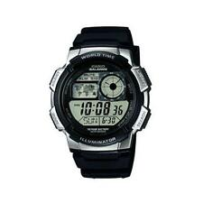 Casio AE1000W/1A2V Durable Water Resistant Digital Men's Watch Black - New