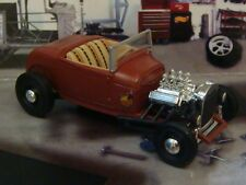 "Vintage Hot Rod 1929 29 Ford Model A ""Rat Rod"" Roadster 1/64 Scale Limited Edt P"