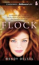 Stork Trilogy: Flock 3 by Wendy Delsol (2013, CD, Unabridged)
