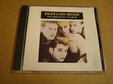 CD / DEPECHE MODE - THE SINGLES 81 - 85