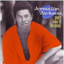 Don't Take It Personal - Jermaine Jackson (Cass.) NEW!