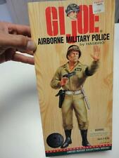 """12"""" GI JOE Collector's Limited Edition AIRBORNE MILITARY POLICE White"""