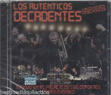 CD / DVD Los Autenticos Decadentes CD Hecho En Mexico En Vivo Palacio DEPORTES