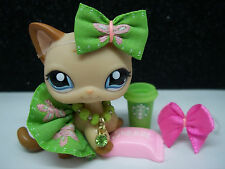 LITTLEST PET SHOP OOAK SKIRT BOW NECKLACE CANDY STARBUCKS ACCESSORIES ONLY