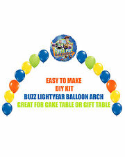 Woody Buzz Lightyear Birthday Party BALLOON ARCH for Cake Table Gift Table