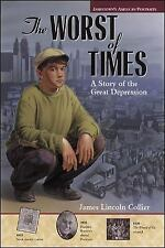 Jamestown's American Portraits: Worst of Times: A Story of The Great Depression(