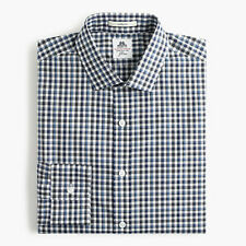 UNOPENED Thomas Mason® for J.Crew Ludlow Shirt in Baltic Tattersall | $148