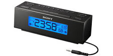 "NEW SONY ICF-C707 ""DREAM MACHINE"" DIGITAL AM/FM CLOCK RADIO w/ NATURE SOUNDS"