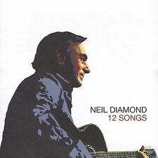 12 Songs by Neil Diamond (CD, Nov-2005, Columbia) Free Ship #HD98