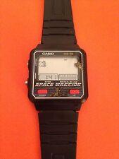 Casio Game Watch GS-16 Space Warrior Rare Vintage