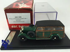 1/43 ABC BRIANZA 238 NO FYP  ROLLS ROYCE PHANTOM 1 WOODY ESTATE 1928