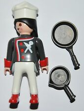 Series 4-M12 Cocinera playmobil serie 5285 cooker chef
