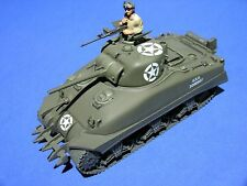 US M4 A1 Sherman Tank 1:32 William Britain Co. Diecast  Assembled Tank Model