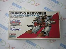 Orguss 1/144 Scale Orguss Gerwalk Form Model Kit Macross Robotech Japan ARII