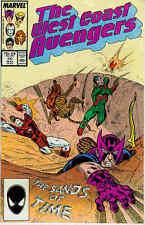 West Coast Avengers # 20 (USA, 1987)