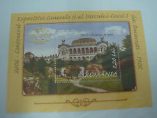 2006 Romania 100 Years General Exhibition Bucharest, Block - MNH