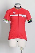 Specialized SL Pro Jersey Women's Team White Red Medium Cycling Bicycle