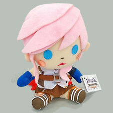 Final Fantasy Dissidia All Stars Lightning Plush Figure NEW Toys Collectibles