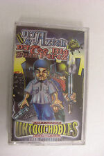 untouchables house and freestyle cassette mixtape by dj Aztek