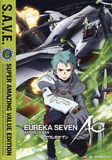 Eureka Seven AO Astral Ocean DVD Super Amazing Value Edition
