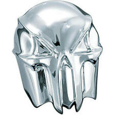 Harley-Davidson FLSTF Softail Fat Boy 1992-2014Skull Horn Cover Chrome Kuryakyn