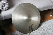 "ZILDJIAN 20"" K Series Heavy Ride Cymbal"