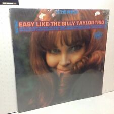 BILLY TAYLOR - Easy Like ~ SURREY 1033 [MINT SEALED] {re-issue of Riverside 339}