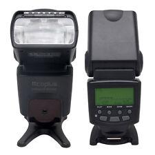 Mcoplus MCO-430 I-TTL Auto-Focus Dedicated Flash Speedlite for Nikon DSLR Camera